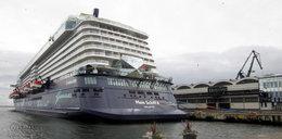 Gigant w Gdyni! Ile tysięcy ludzi na pokładzie?