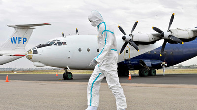 South Sudan reopens its air space after virus suspension