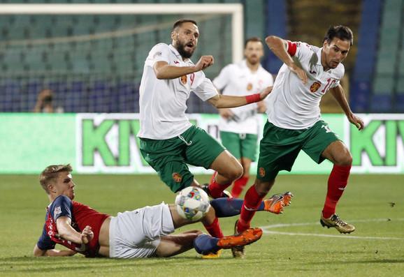 Fudbaleri Bugarske su domaćini na stadionu