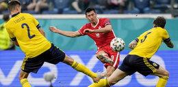 Szwedzi odebrali nadzieję Polakom, Lewandowski szybko ją przywrócił. Fenomenalny gol! WIDEO