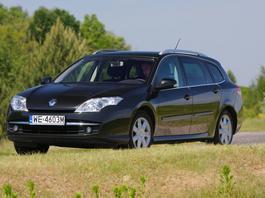 Dobre auto w dobrej cenie - używane Renault Laguna III
