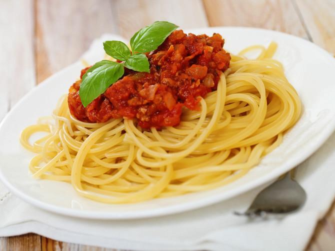 Italija: Recept za špagete se ne sme da se menja