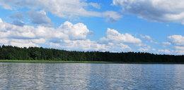 Makabryczne odkrycie nad jeziorem Woświn. Kto mógł to zrobić?