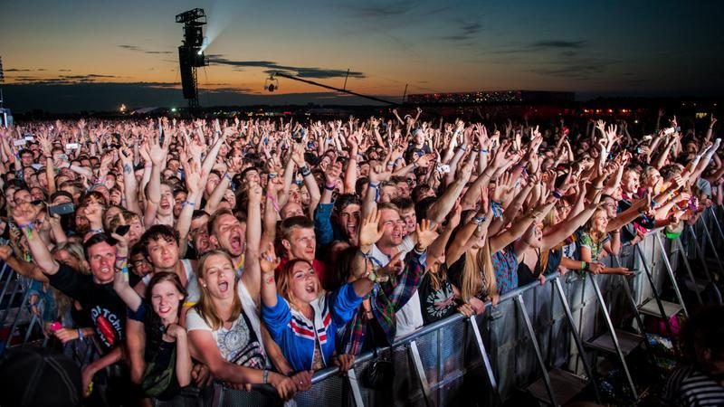 Open'er Festival 2016 - publiczność
