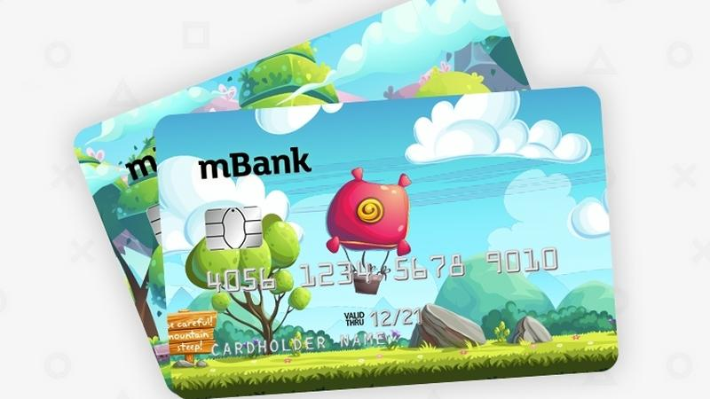 mbank playstation karta konto