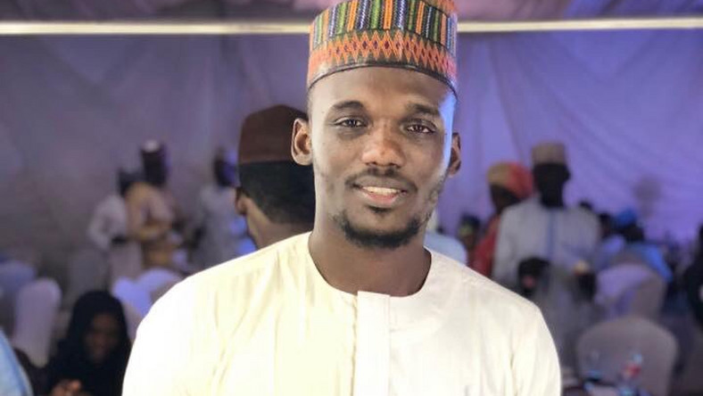 National Youth Council of Nigeria President, Mr Bello Shagari (NYCN) [Twitter/@Belshagy]