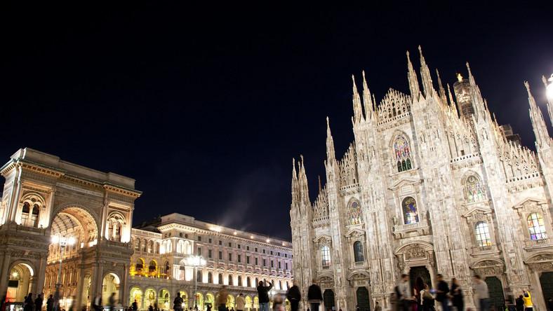 Piazza del Duomo, Mediolan, Włochy