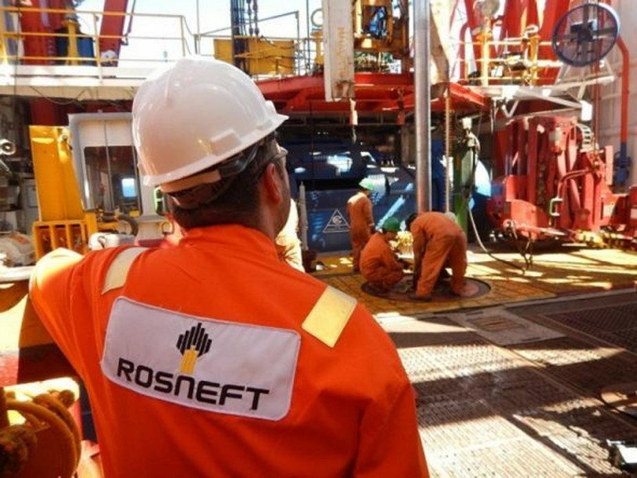 fot. Rosnieft