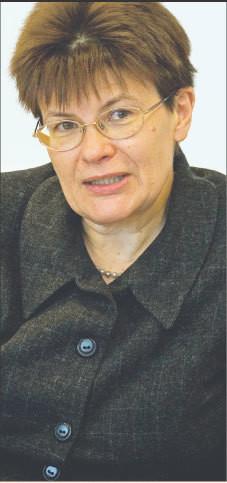 Magdalena Durlik, prof., kierownik Kliniki Medycyny Transplantacyjnej i Nefrologii Instytutu Transplantologii Warszawskiego Uniwersytetu Medycznego