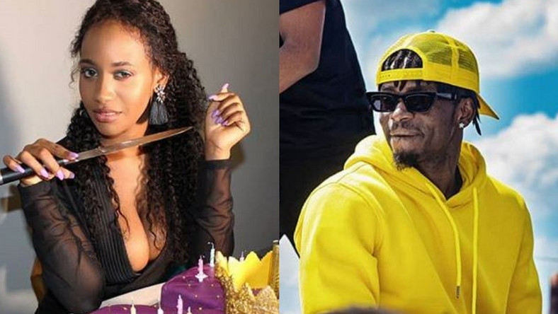 Diamond's alleged side chick sets record straight with tough warning