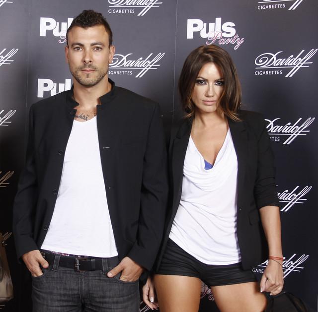 Uroš Ćertić i Ivana Stamenković