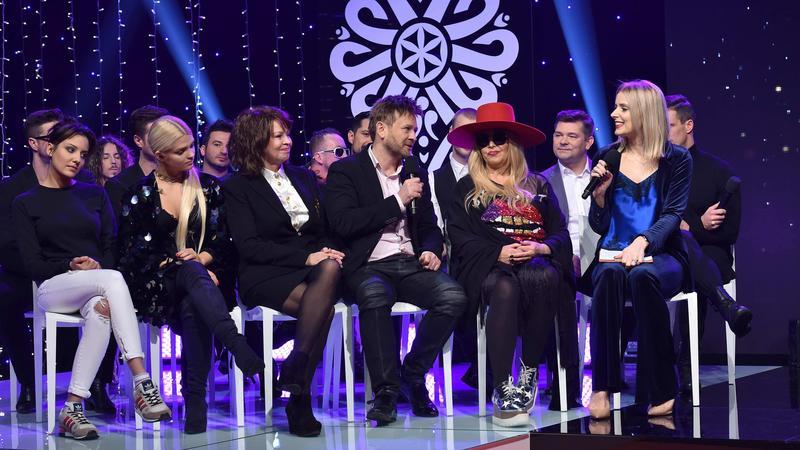 Gwiazdy Sylwestra z TVP