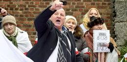 Antysemici zakłócili rocznicę wyzwolenia obozu Auschwitz