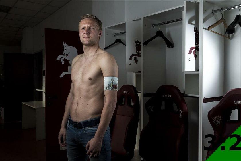 Kamil Glik o swoim dzieciństwie. Miał poważny konflikt z ojcem!