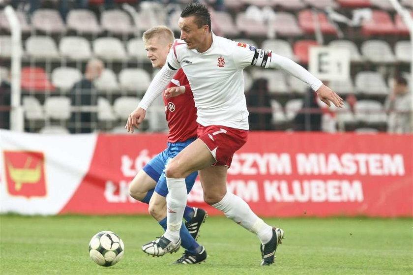 Tomasz Hajto nie może trenować Jagiellonii