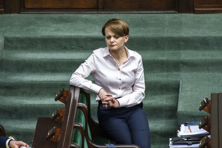 Jadwiga Emilewicz nie poniesie kary za złamanie obostrzeń w czasie ferii