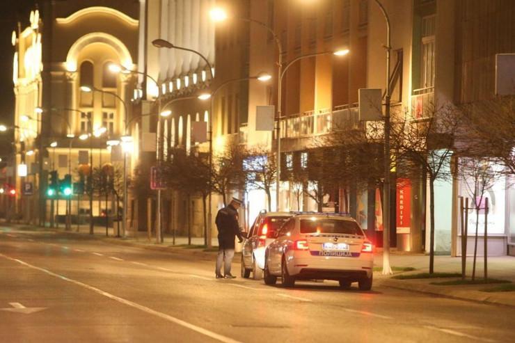 Policija policijski čas Banjaluka