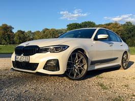 BMW 320d xDrive – jak wydać grubo ponad 300 tys. na 2-litrowego diesla?