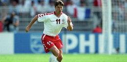 Piłkarz, mistrz Europy ma raka!