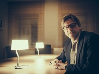 Brussels, Belgium, january 22, 2014, Guy Verhofstadt, Reporters / Jimmy Kets