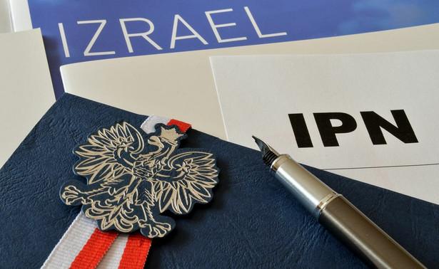 Polska, Izrael i IPN