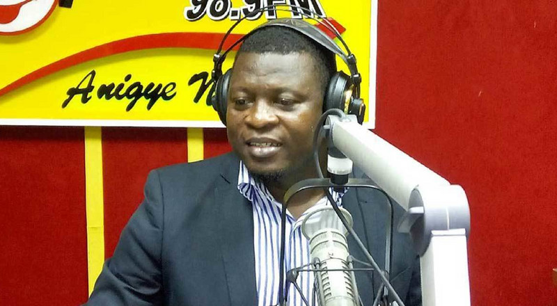 DJ Advicer of Happy FM reported dead