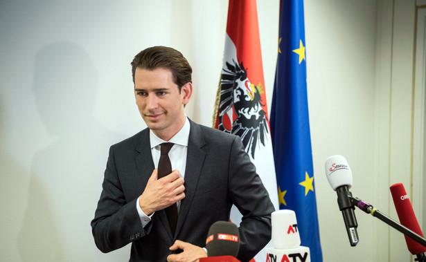 Lider Austriackiej Partii Ludowej Sebastian Kurz oficjalnie zaprosił Wolnościową Partię Austrii do stworzenia rządu