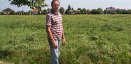 Obława na węża boa we wsi Wilczkowice