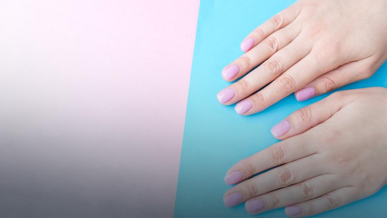 manicure paznokcie