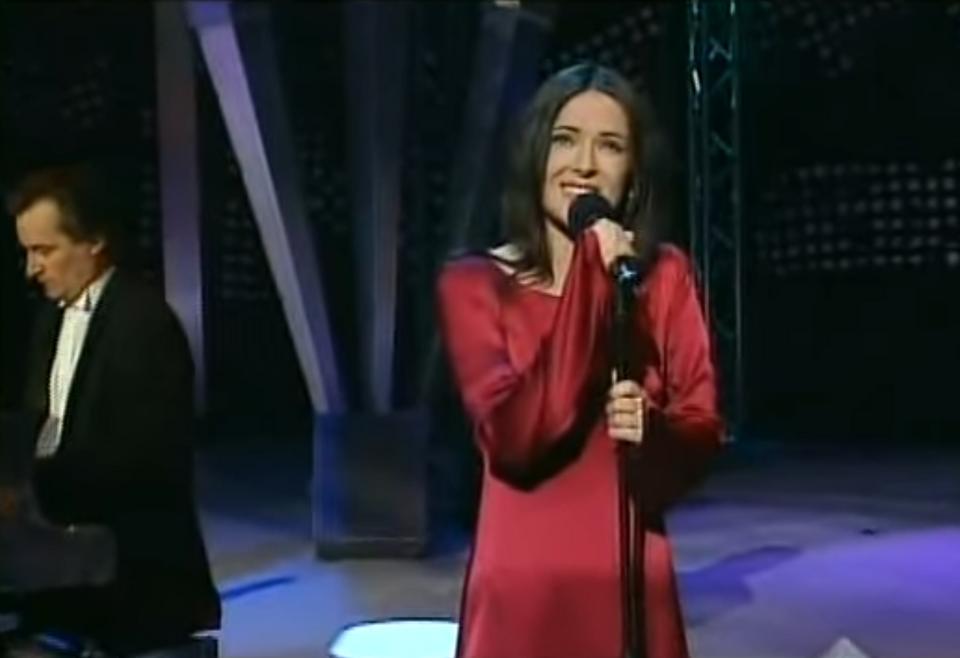 1996 rok – Kasia Kowalska