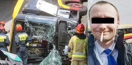 Tragiczny wypadek autobusu w Warszawie. Tego pracodawcy nie wiedzieli o kierowcy. Dlaczego go bronią?