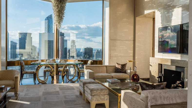 Ty Warner Penthouse, Four Seasons