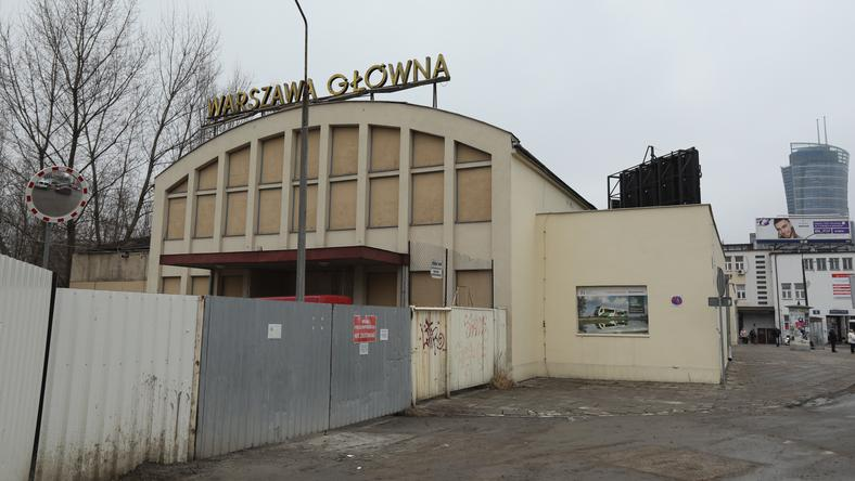 Dworzec Warszawa Główna zostanie przebudowany
