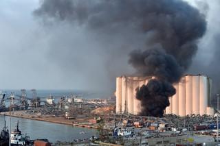 Ponad sto ofiar eksplozji; 'apokaliptyczne zniszczenia' w Bejrucie