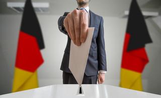 Niemcy przed superrokiem wyborczym. CDU górą, Zieloni zwiększają poparcie