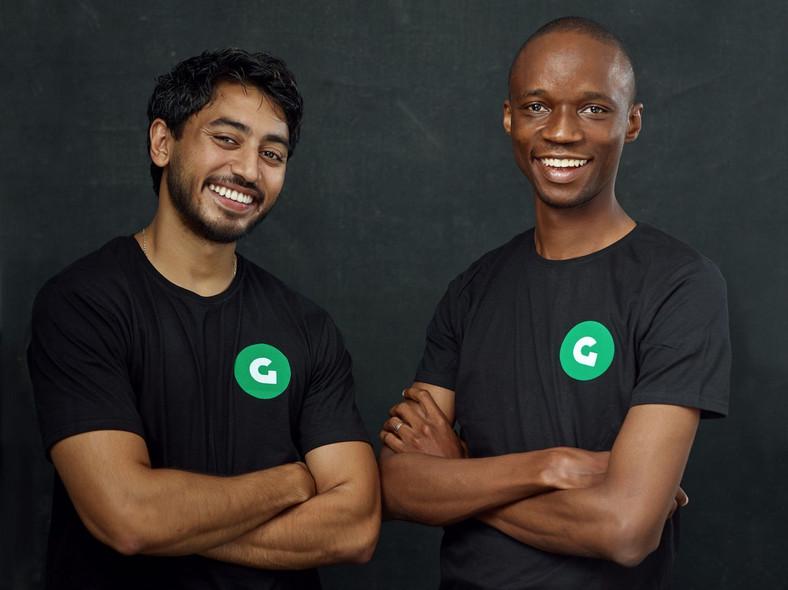 Gokada Co CEOs Fahim Saleh and Ayodeji Adewunmi