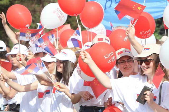 Sa prethodnog dočeka kineskog predsednika Si Đinpinga u Srbiji