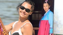 Anna Popek wyjechała na wakacje. Wybrała nietypowe miejsce