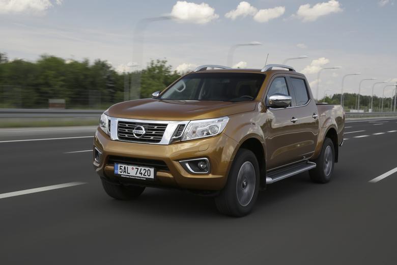 Nissan NP300 Navara: Najnowsza Navara pod względem kom-fortu jazdy i sposobu prowadzeniabardziej przypomina SUV-a niż pikapa