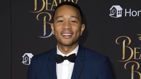 """John Legend śpiewa o Ameryce w """"Underground"""""""