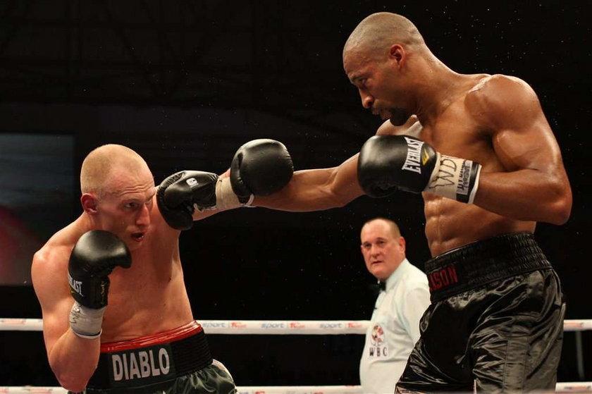 """""""Diablo"""" czeka na pierwszą walkę od dawna"""