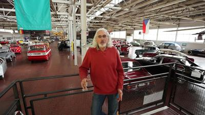 Jeff Lane's $10 million collection of rare and odd cars