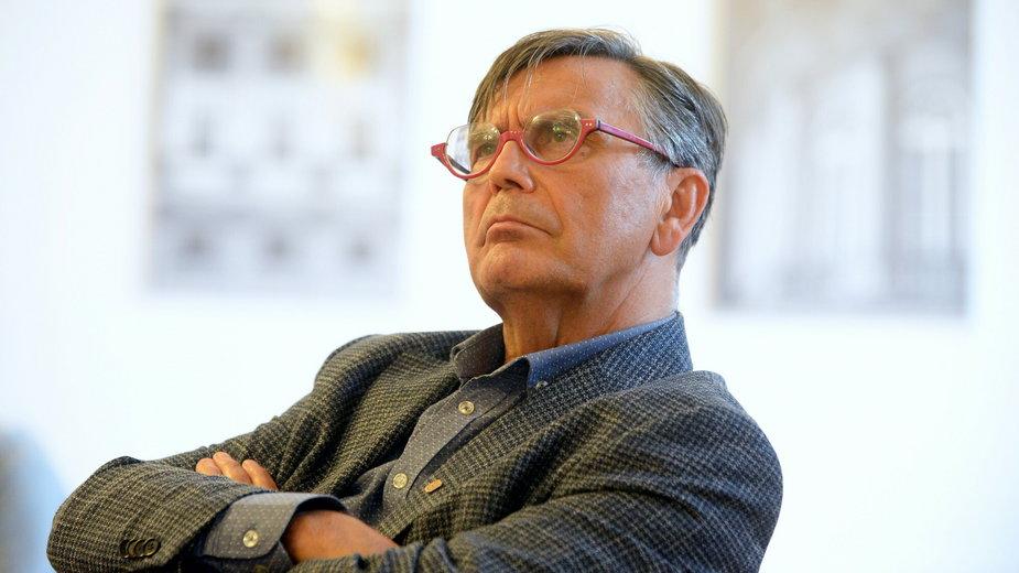 Krzysztof Baszczyński, wiceprezes Związku Nauczycielstwa Polskiego