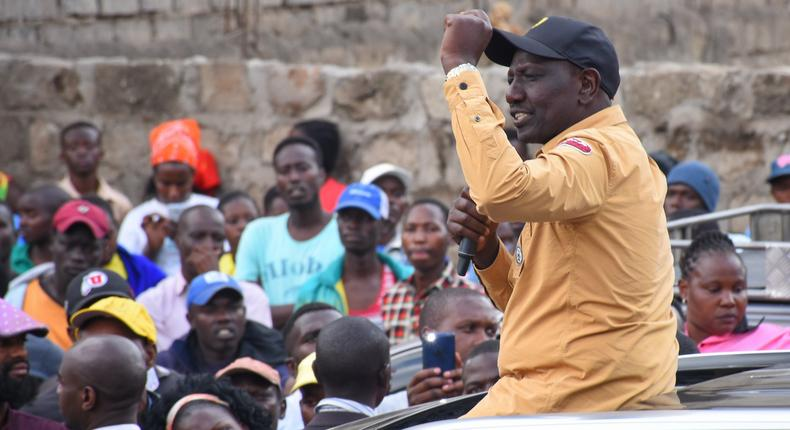 Ng'andu Ward public primary school to be ready before Term 1 2020 - DP William Ruto announces