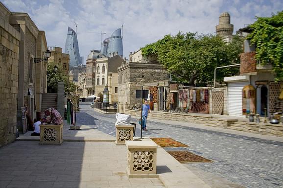 Baku, Azerbejdžan