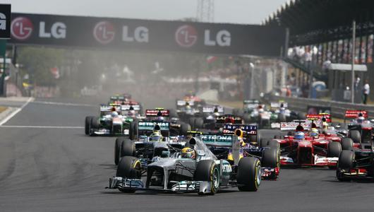 Mercedes chce ci sprzedać bolid Formuły 1