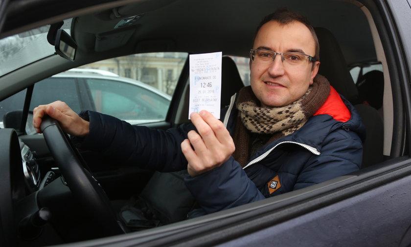 parkowanie w Łowiczu