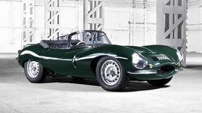 Jaguar XKSS - z lat pięćdziesiątych, a współczesny
