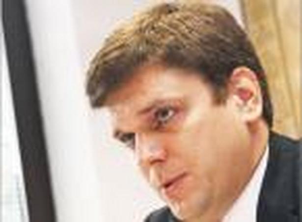 Maciej Młodzikowski, dyrektor departamentu administracji podatkowej w Ministerstwie Finansów fot. Wojciech Górski