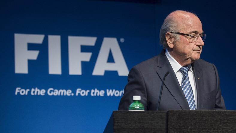Blatter był objęty amerykańskim śledztwem w sprawie korupcji
